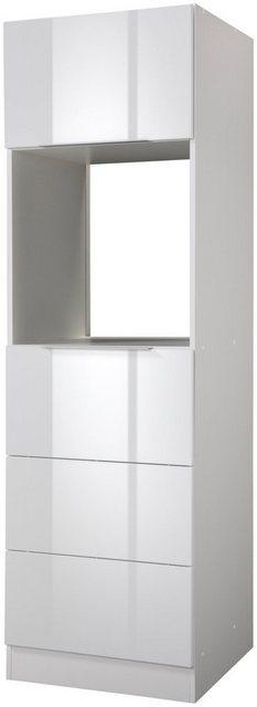 Held Möbel Kombinierter Backofen-Kühlumbauschrank Brindisi