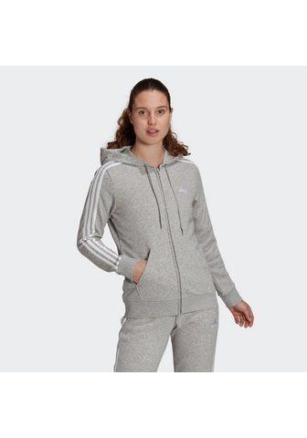 adidas Performance Megztinis su gobtuvu »3-STRIPES FULL Z...