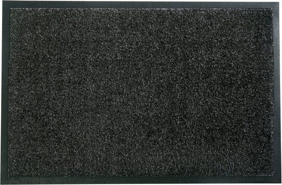 Fußmatte »Mette«, my home, rechteckig, Höhe 5 mm, Fussabstreifer, Fussabtreter, Schmutzfangläufer, Schmutzfangmatte, Schmutzfangteppich, Schmutzmatte, Türmatte, Türvorleger, In- und Outdoor geeignet