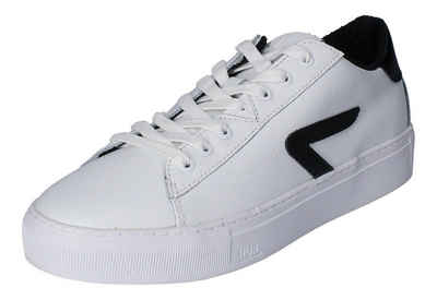 HUB »HOOK Z -STICH L31« Sneaker White Black