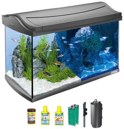 Tetra Aquarium »AquaArt LED Discovery Line«, BxTxH: 61,5x34x43,5 cm, 60 l