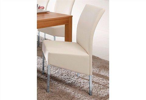 Stuhl (2 Stck.) in weiß