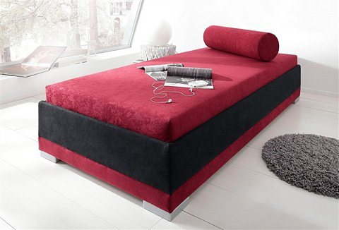 Polsterliege, Maintal | Schlafzimmer > Schlafsofas > Schlafsofas & Polsterliegen | Microfaser | Maintal
