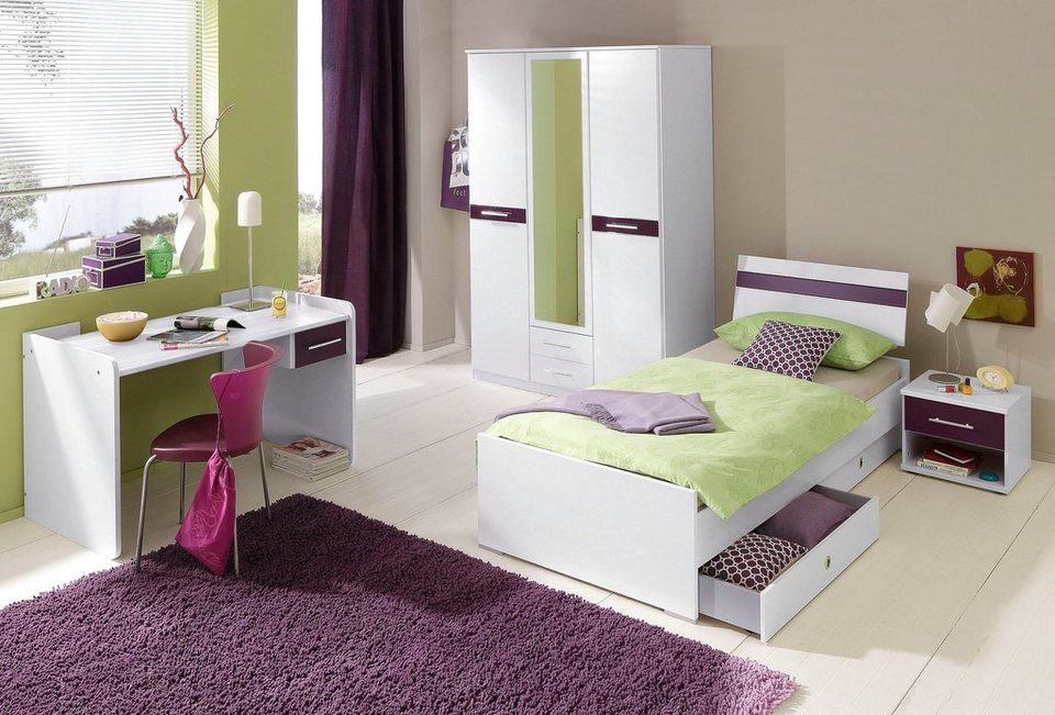 wimex jugendzimmer set 3 tlg online kaufen otto. Black Bedroom Furniture Sets. Home Design Ideas