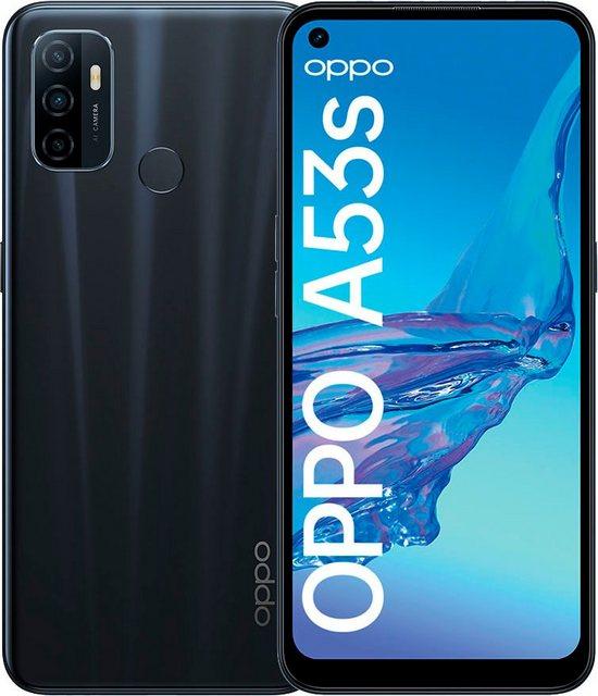 Oppo A53s Smartphone (16,51 cm/6,5 Zoll, 128 GB Speicherplatz, 13 MP Kamera)