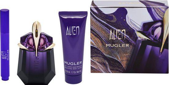 Thierry Mugler Duft-Set »Alien«, 3-tlg.