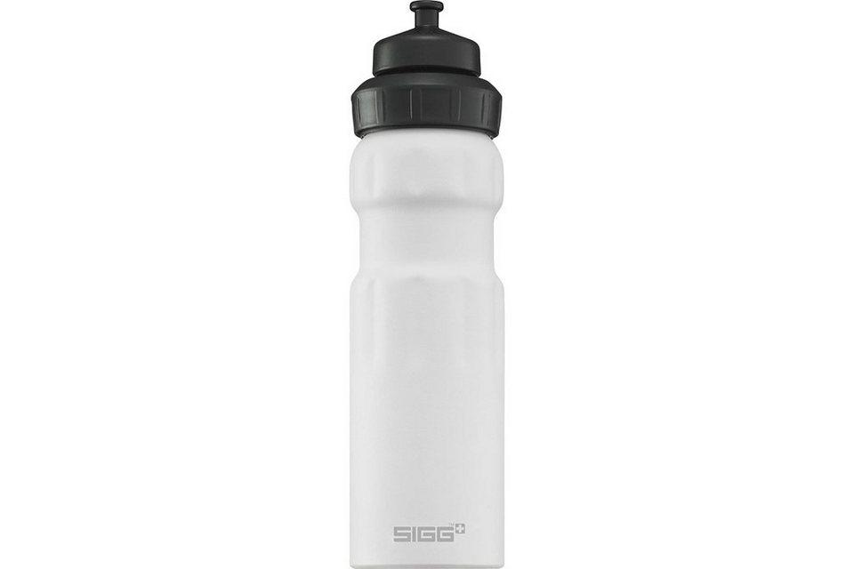 Sigg Trinkflasche »WMB Sports White Touch 750ml«