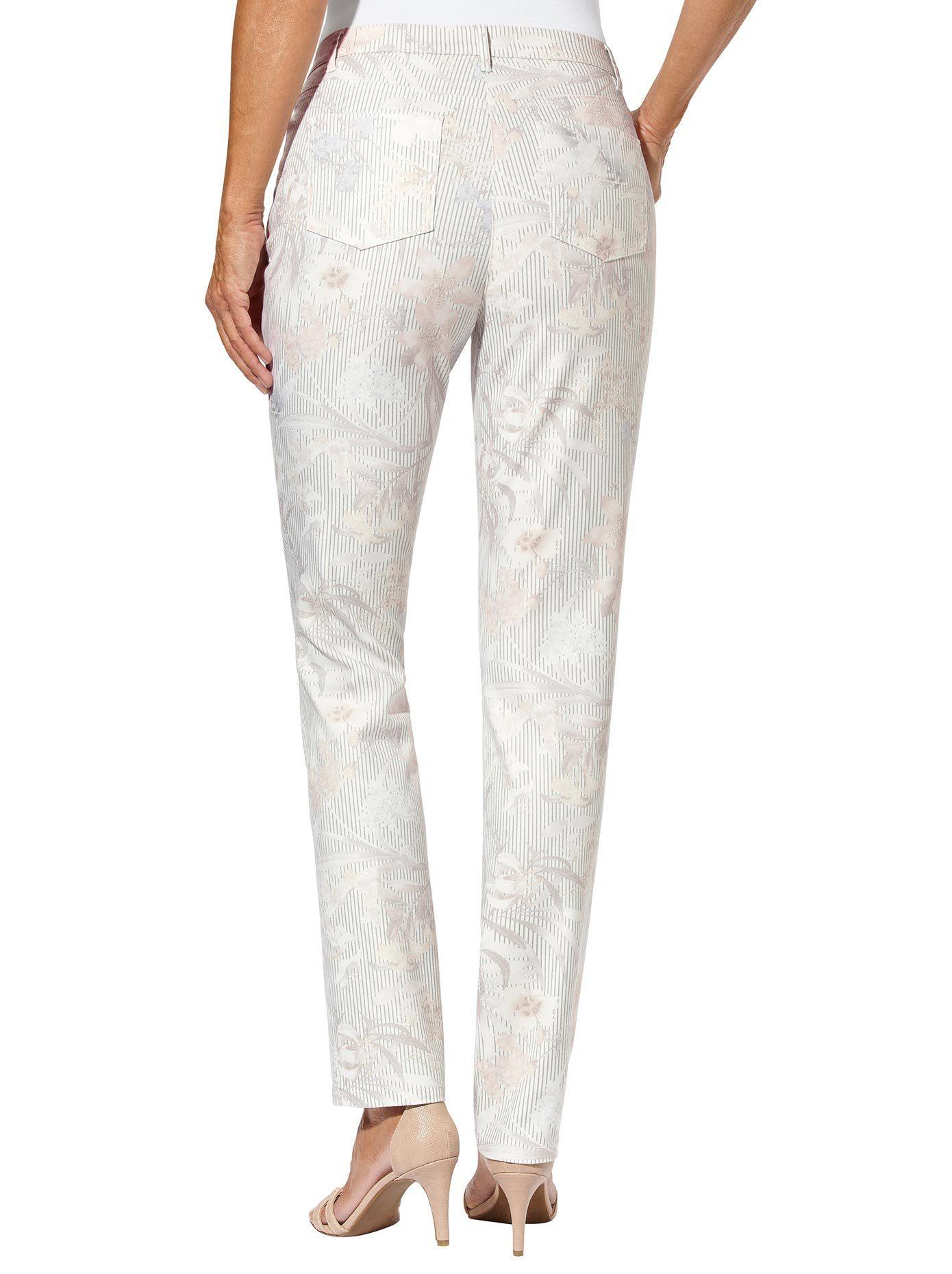 Cosma 5-Pocket-Hose, mit 65% Baumwolle