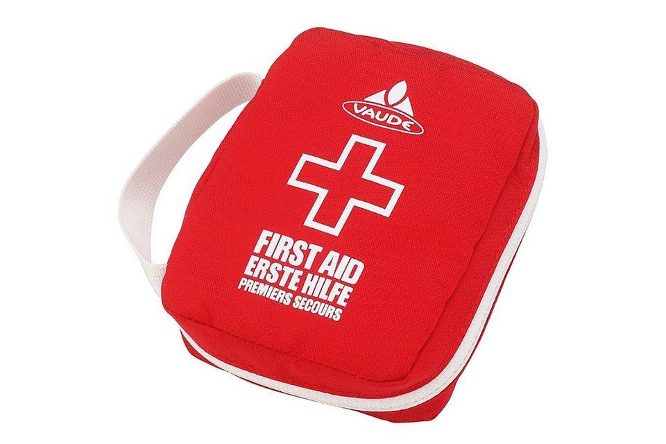 VAUDE Reiseapotheke »First Aid Kit Essential« in rot