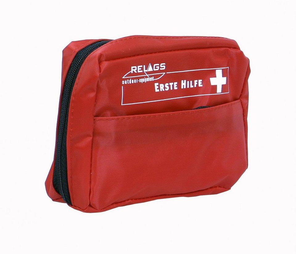 Relags Reiseapotheke »Erste Hilfe Set Standard« in weiß