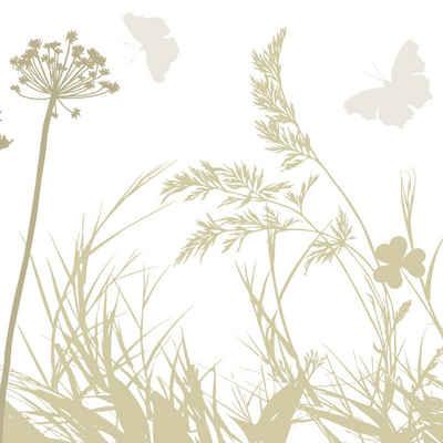 anna wand Bordüre »Mountain Meadow Graslandschaft beige/natur 250 x 34,5 selbstklebend«