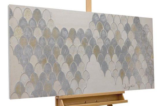 KUNSTLOFT Gemälde »Dein Spiegelbild«, handgemaltes Bild auf Leinwand