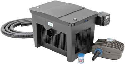 OASE Teichfilter »BioSmart Set 18000«, mit UVC-Klärgerät, 5500 l/h
