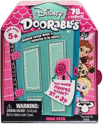 Disney Actionfigur »Disney Doorables Serie 1, Sammelfiguren, Sortiert mit 2 oder 3 Figuren, zum Sammeln, Tauschen und Spielen für Kinder«