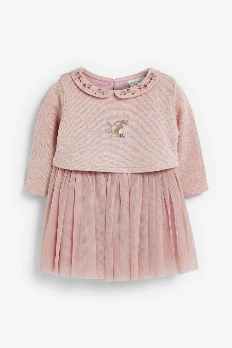 Next Tüllkleid »Detailliertes Tutu-Kleid mit aufgesticktem Häschen« (1-tlg)