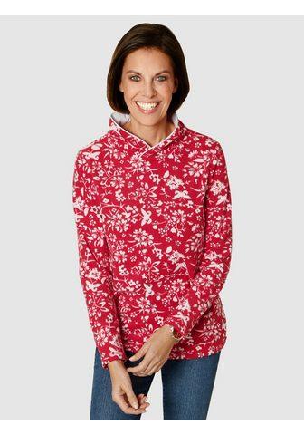 Paola Flisiniai marškinėliai su raffinierter...