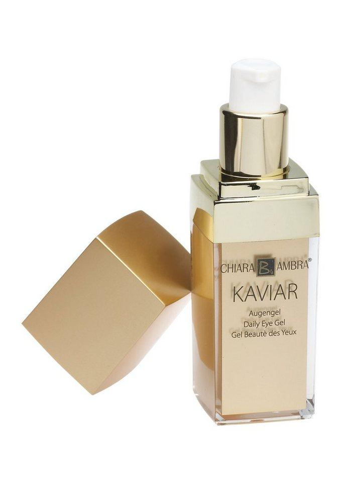 Chiara Ambra®, »Kaviar-Augengel«, Anti-Aging-Pflege