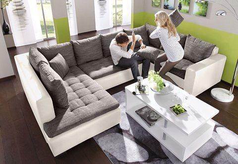 Polstermöbel u-form  Polster-Ecke in U-Form, auch mit Bettfunktion | OTTO