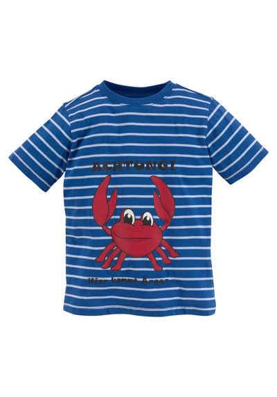 KIDSWORLD T-Shirt »ACHTUNG! HIER KOMMT ÄRGER...«