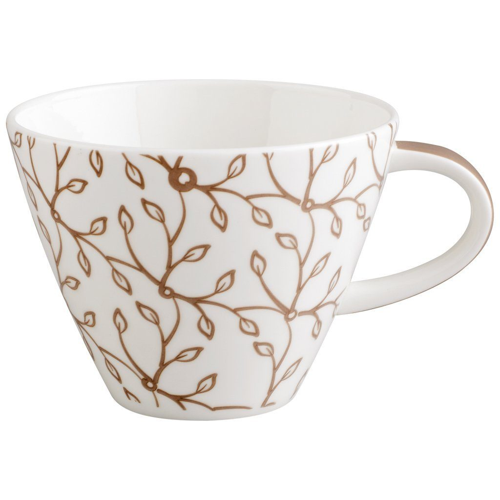 Villeroy & Boch Kaffeeobertasse »Caffè Club Floral caramel«