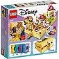 LEGO® Konstruktions-Spielset »LEGO® I Disney Princess™ 43177 Belles Märchenbuch«, Bild 3