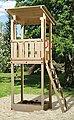 weka Spielturm »Tabaluga«, BxTxH: 154x124x299 cm, Bild 1