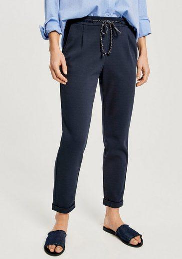 OPUS Jogger Pants »Menika« klassicher Look und trotzdem super komfortabel