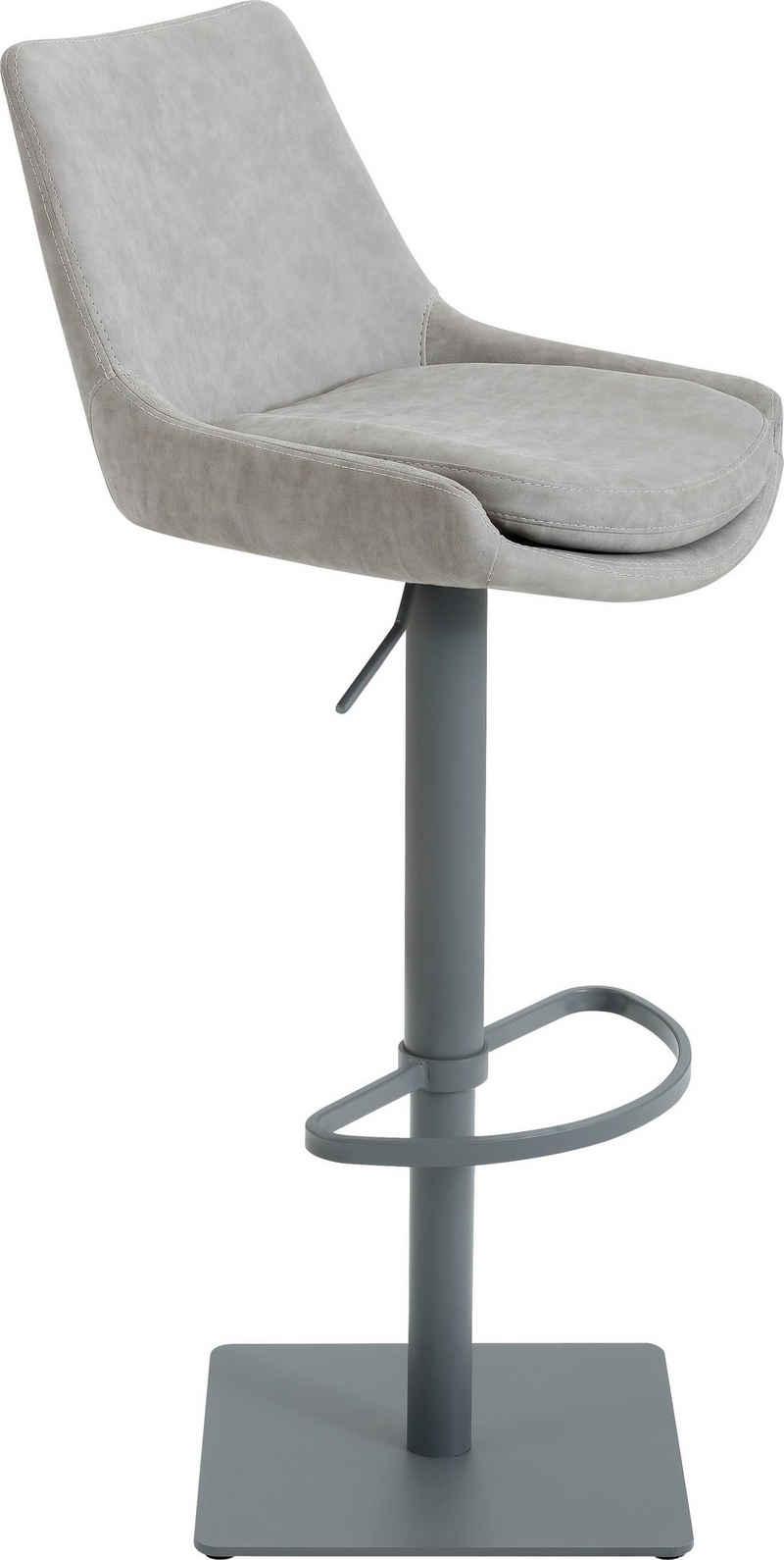 Mayer Sitzmöbel Barhocker »myPEDRO« (1 St), höhenverstellbar