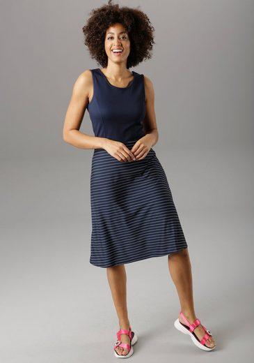 Aniston SELECTED Sommerkleid im maritimen Stil
