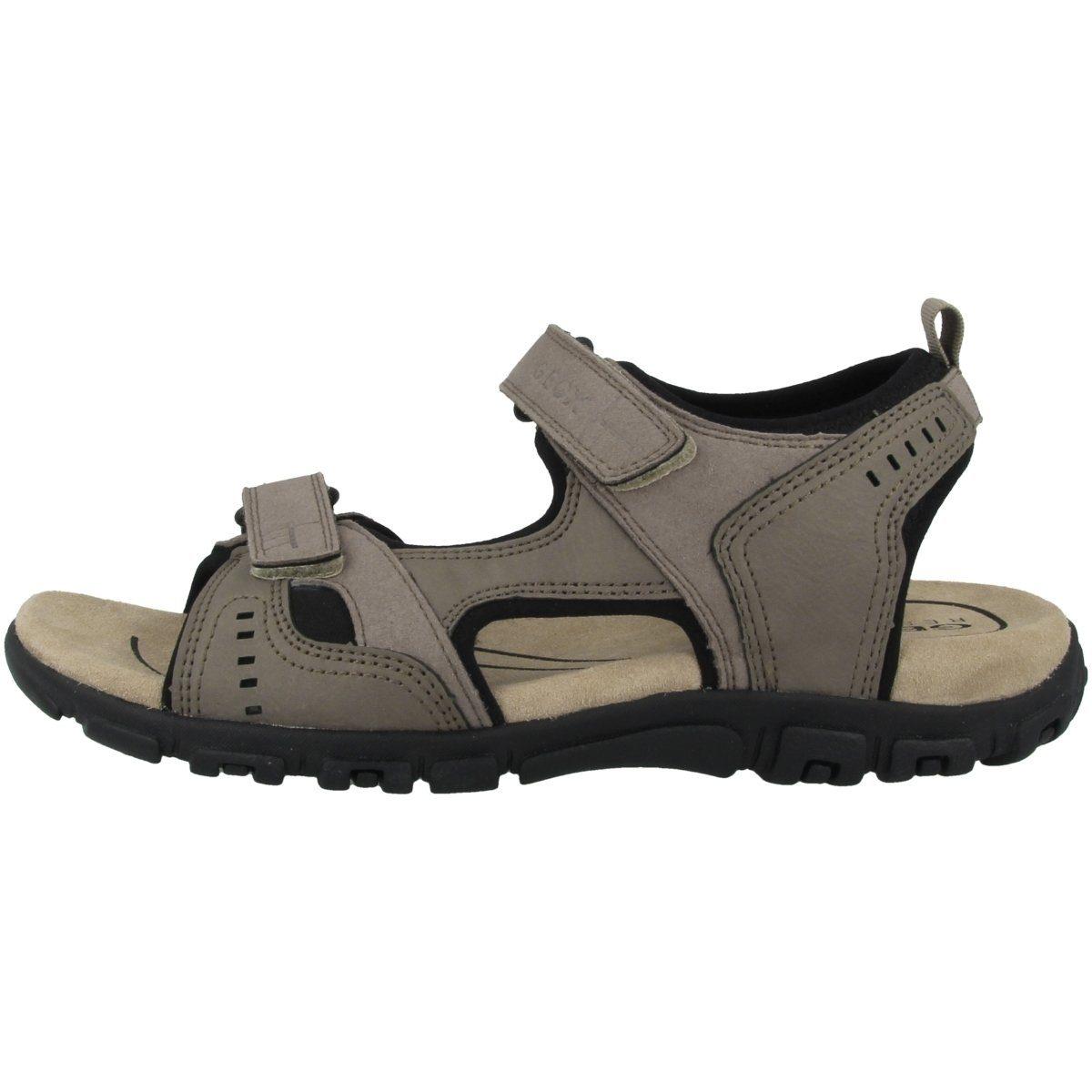 Geox »U S.Strada A« Sandale, Verstellbarer Fersenriemen individuelle Passform online kaufen | OTTO