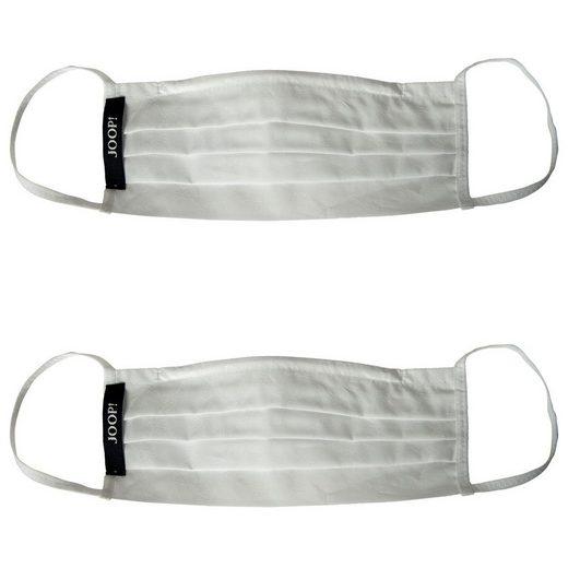 Joop! Modetuch »Unisex Gesichtsmaske 2er Pack - Alltagsmaske,«