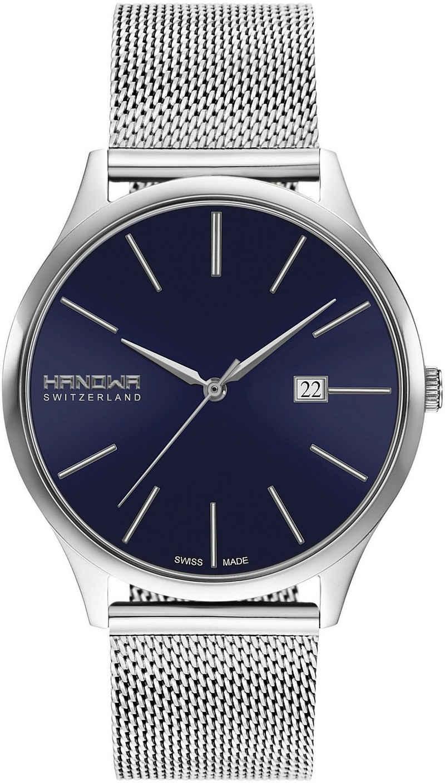 Hanowa Schweizer Uhr »PURE, 16-3075.04.003«