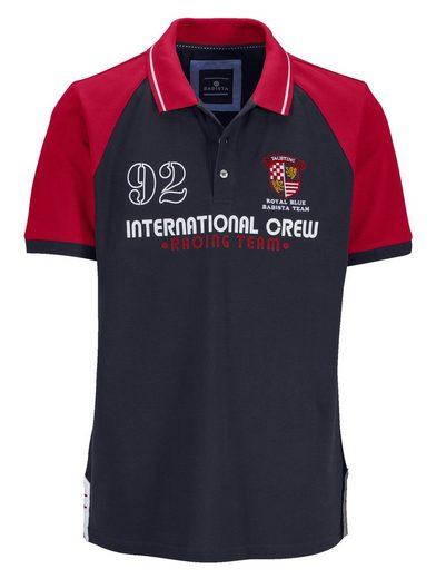 Babista Poloshirt aus Piqué-Qualität