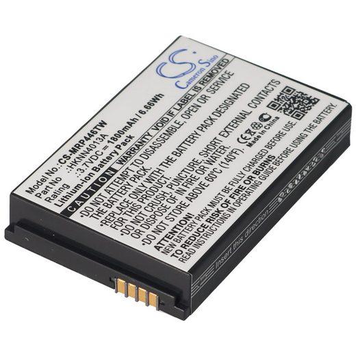 AccuCell »Akku passend für Motorola Funkgerät CLP1010, CLP10« Akku
