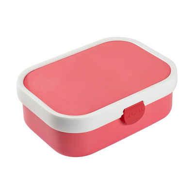 Mepal Lunchbox »CAMPUS Brotdose mit Gabel pink«, Acrylnitril-Butadien-Styrol (ABS), (1-tlg)