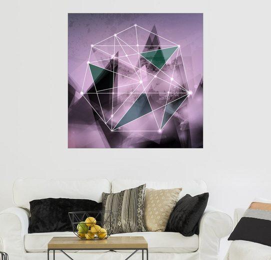 Posterlounge Wandbild, Premium-Poster Unmöglich?