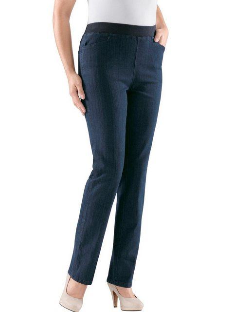 Hosen - Classic Basics Stretch Jeans › blau  - Onlineshop OTTO