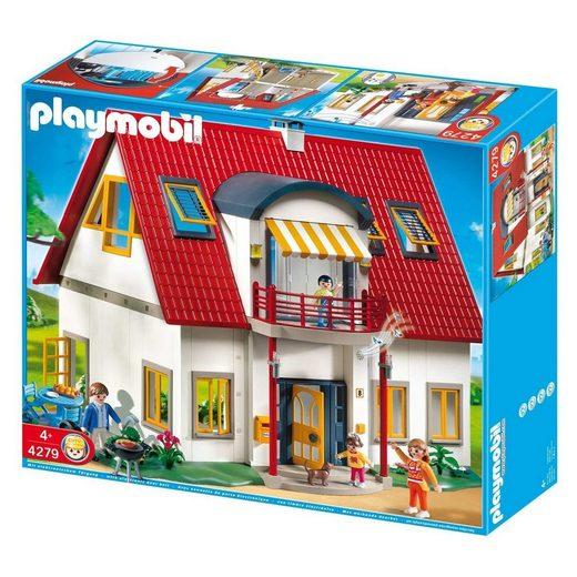 Playmobil® Spielwelt »PLAYMOBIL® 4279 - City Life - Neues Wohnhaus«