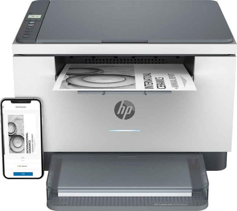 HP LaserJet MFP M234dwe 29ppm s/w AiO WLAN-Drucker, (WLAN (Wi-Fi), LAN (Ethernet)