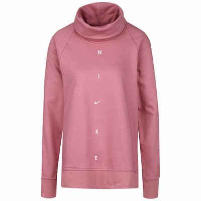 Nike Sweatshirt »Get Fit Funnel-Neck«
