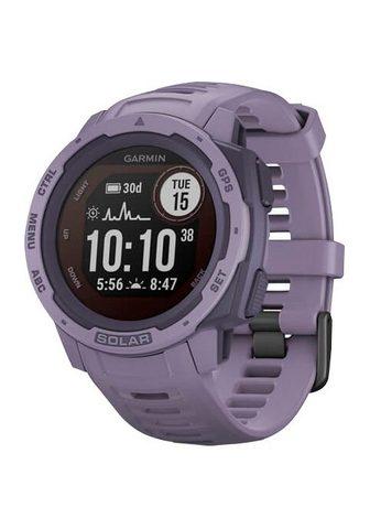 Garmin Instinct Solar Smartwatch (23 cm/09 Zo...