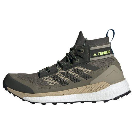 adidas TERREX »TERREX Free Hiker Wanderschuh« Trainingsschuh