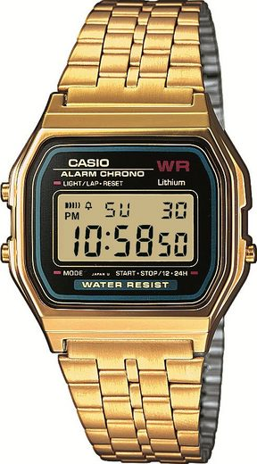 CASIO VINTAGE Chronograph »A159WGEA-1EF«