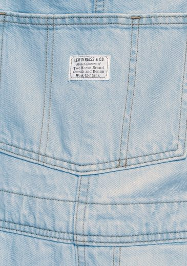 Levi's® Overall  VINTAGE SHORTALL  mit seitlichen Logoknöpfen