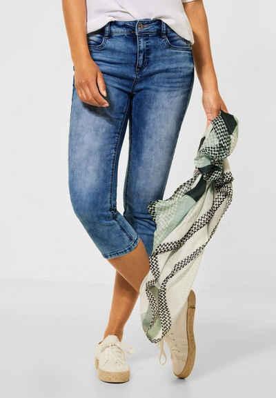 STREET ONE 3/4-Jeans in 3/4-Länge
