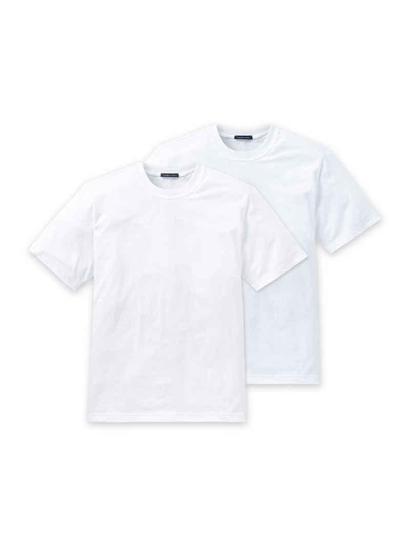 Schiesser T-Shirt »2-Pack Essentials«