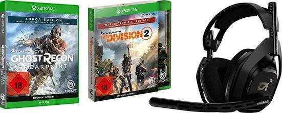 ASTRO »A50 Gen4 Xbox One« Gaming-Headset (Ubisoft-Bundle)