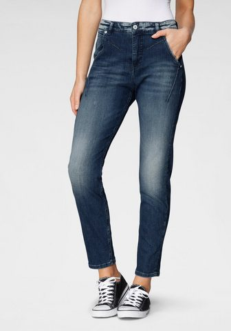 MAC Ankle-Jeans »Rich« Coole Waschung ir m...
