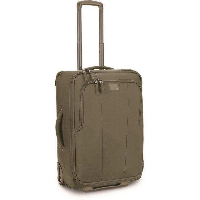 Pacsafe Toursafe LS25 2-Rollen Trolley 64 cm | Taschen > Koffer & Trolleys > Trolleys | Grün | Pacsafe