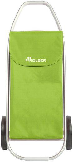 Rolser Einkaufstrolley »8 Com MF«, 53 l, in verschiedenen Farben, Max. Tragkraft: 50 kg, Tasche abnehmbar